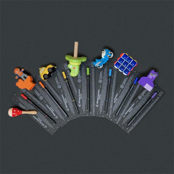 Una matita per ridisegnare insieme la scuola!