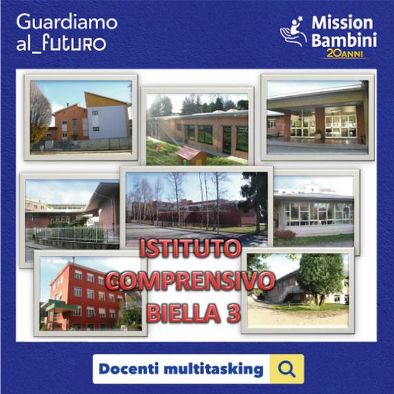 Banca Sella per l'Istituto Comprensivo Biella 3